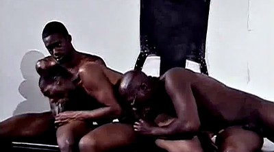 Black men, Orgy