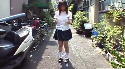 Japanese public, Asian public, Japanese schoolgirl, Japanese pov, Insertion, Rope