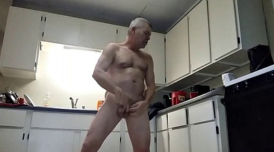 Mike, Naked, Morning