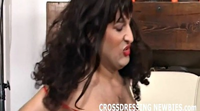 Crossdresser, Kissing, Crossdressers