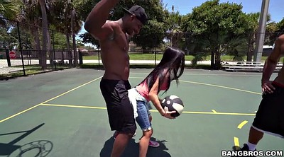 Black muscle, Ebony muscle, Michelle, Basketball, Black sport, Michelle martinez
