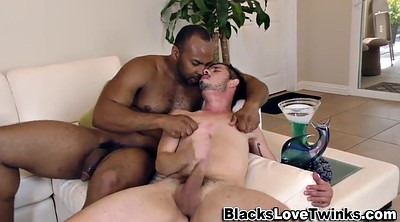 Twink, Interracial anal, Anal amateur