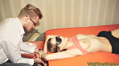 Cheating, Blindfold