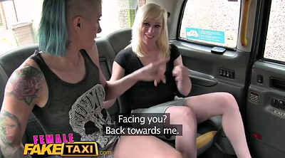 Fake, Female, Wrestling, Female taxi, British lesbian, Wrestle