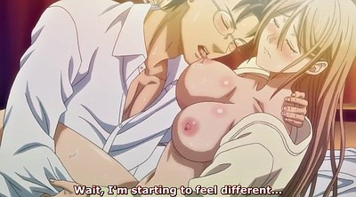 Anime, Japanese teacher, Japanese student, Japanese big tit, Big tits asian
