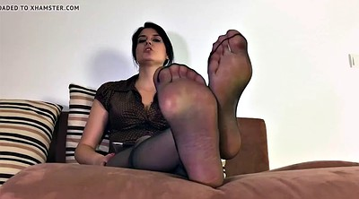 Step, Nylon feet, Polish, Nylon foot, Nylon cum