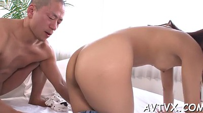 Wet, Asian blowjob