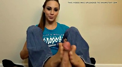 Pantyhose, Nylon feet, Nylon foot job