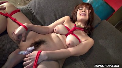 Japanese masturbation, Japanese busty, Japanese bondage, Tied, Teen girl