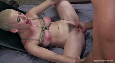 Squirt, Bdsm orgasm, Short hair, Brutal bdsm