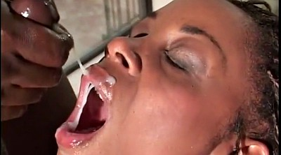 Ebony threesome, Black threesome