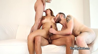 Shemale, Tgirl, Shemale sex, Office sex