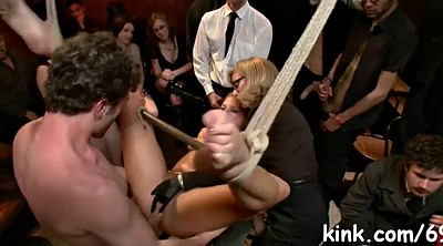 Public bdsm, Public sex, Bdsm public, New years, New, Granny blowjob
