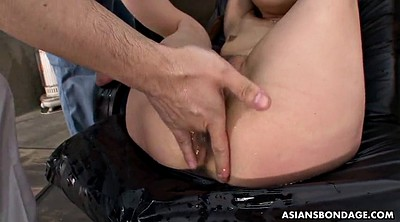 Asian bondage, Bondage, Asian tied