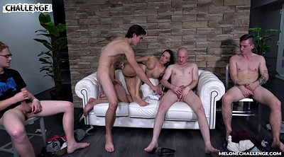 Casting, Czech orgy, Moon, Wendy moon, Melons, Mea melone