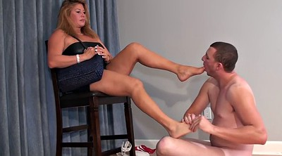 Foot slave, Mature feet, Mature foot, Cuckold slave