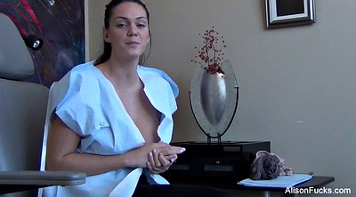 Alison tyler, Behind the scenes