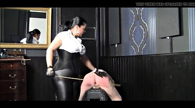Caning, Strap