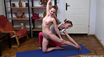Training, Train, Russian lesbian