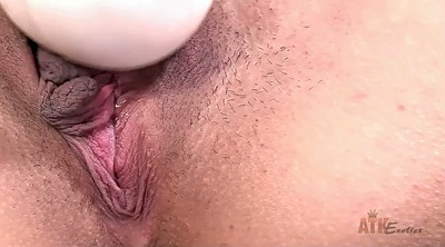 Teen solo, Orgasms, Bed