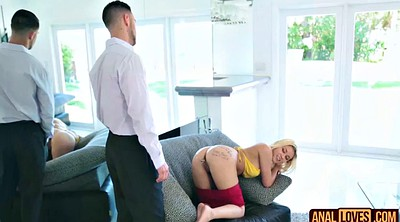 Spanking, Marsha may, Queen, Anal spanking, Amateur facial