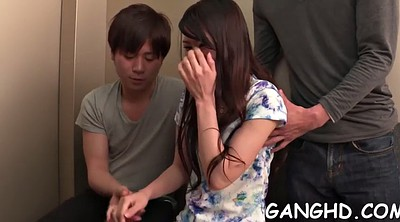 Gangbang, Japanese group, Blowbang, Asian gangbang, Gangbang asian