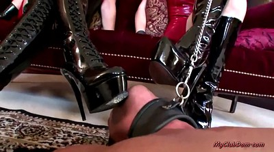 Mistress, Feet worship