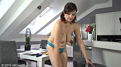 Sex toy horny mature