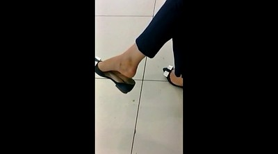 Mall, Compilation hd, Candid feet