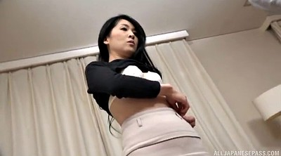 Toy, Asian woman