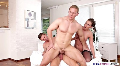 Mmf, Pussy lick, Gay threesome