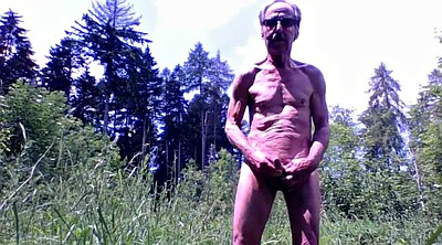 Waxing, Forest gay, Forest
