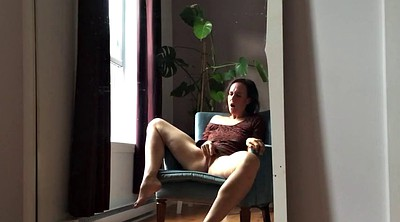 Home, Milf solo fingering, Home alone