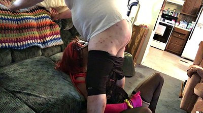 Dad, House, Ass eating