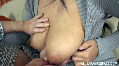 Asian granny, Asian cumshot