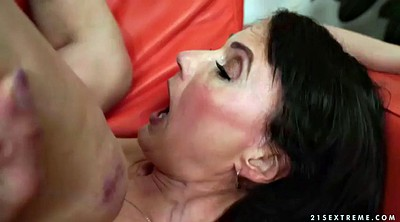 Old pussy, Licking pussy