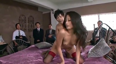 Japanese handjob, Sex show, Creampies