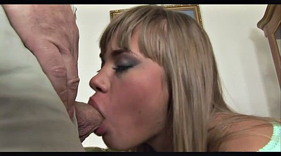 Old and young, Granny anal, Blond