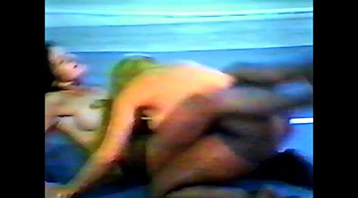 Wrestling, Old young, Pantyhose mature