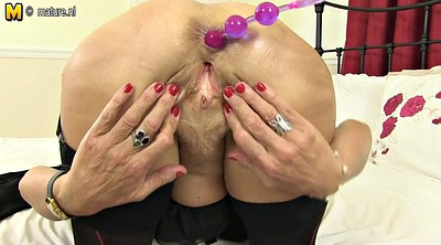 Piss, Granny anal, Granny anal pissing