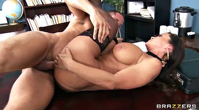 Lisa ann, Ann, Office anal