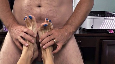 Mature foot, Mature feet, Milf footjob