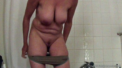 Busty granny, German granny, Hidden shower, Granny cam, Granny german, Hidden granny
