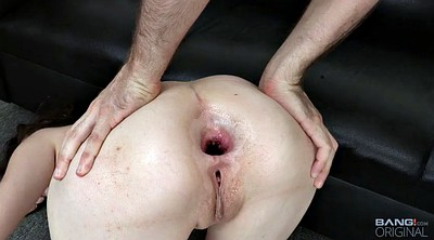First, Anal casting