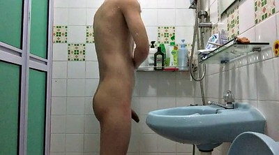 Chinese m, Chinese gay, Shower chinese, Chinese masturbating, Chinese handjob, Chinese masturbation