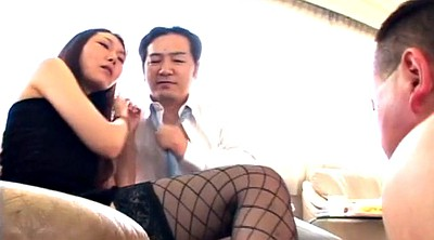 Garden, Japanese party, Japanese bdsm, Face sitting, Subtitles, Japanese feet