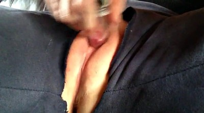 Big clit, Mature orgasm, Puffy, Contraction, Puffy pussy