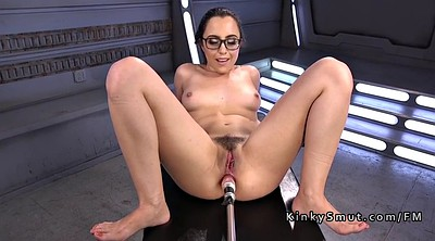 Tied, Machine, Punished, Insertions, Inserting, Anal big dildo