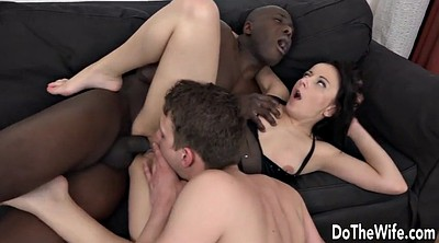 Hot wife, Interracial cuckold