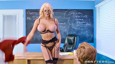 Student, Shea, Doggy creampie, Blond